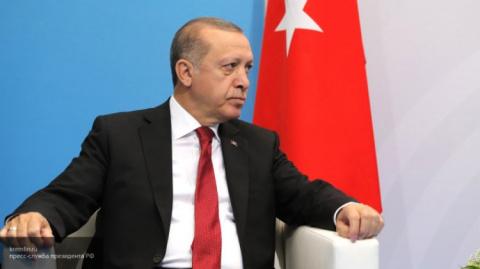 «Знай свое место»: Эрдоган ж…