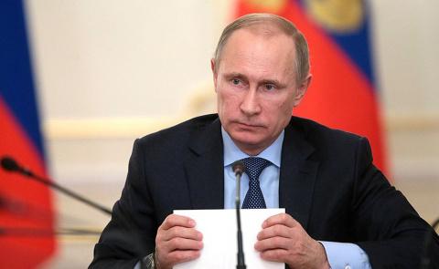 Путин: Приходится все время …