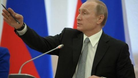 Путин указал путь и услышал нытьё в ответ
