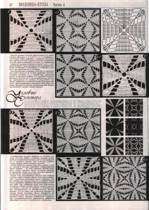 Построение рисунков в квадратиках