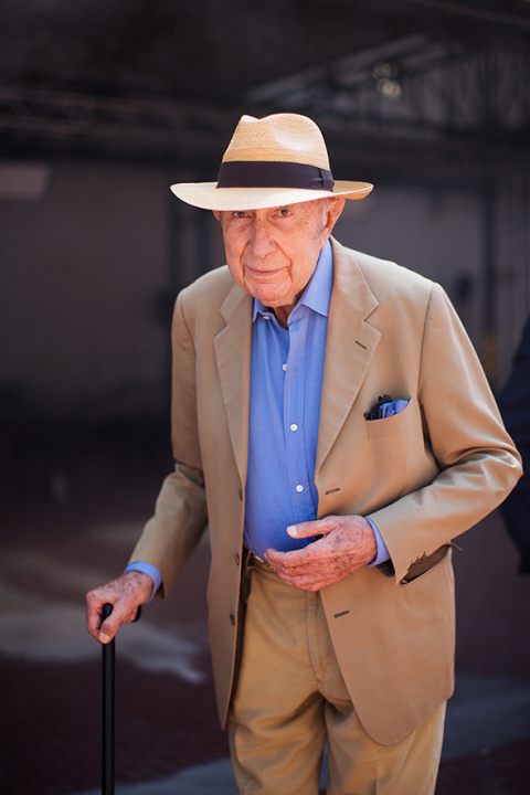 On the Street…Beppe Modenese…