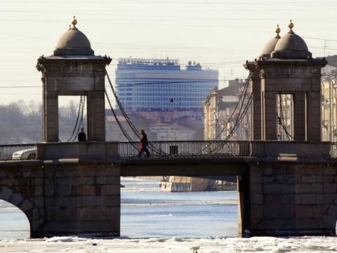 ВПетербурге отремонтируют четыре моста итри набережные