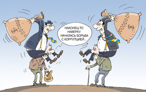 Политическая экономия коррупции.