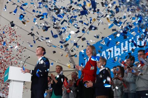 Навальный и Яшин всех победили?