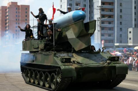 Неуязвимые ракеты Кима. Любо…
