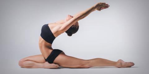 Йога для живота: 5 несложных…