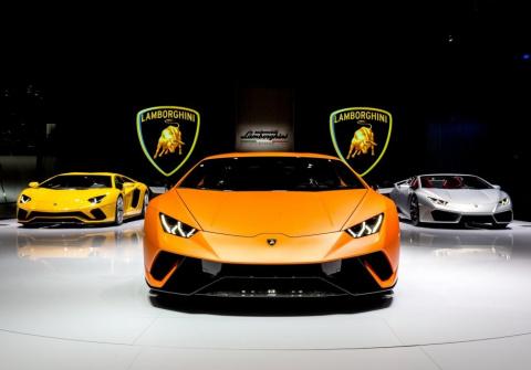 В Lamborghini задумали четыр…