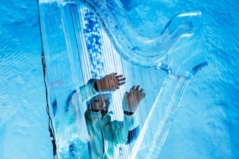 Музыка льда: уникальный фест…