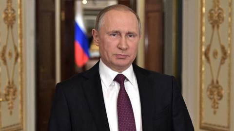 Поступок Владимира Путина вы…