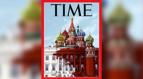 Time, без обид, но Путин в соборе не работает. Брайан Макдоналд