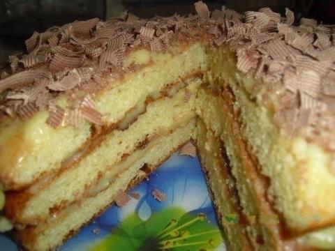 Творожный тортик «Пышный». П…