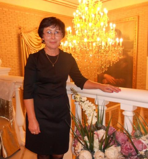 Роза Сулейменова