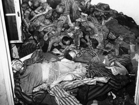 11 апреля отмечается Международный день освобождения узников фашистских концлагерей