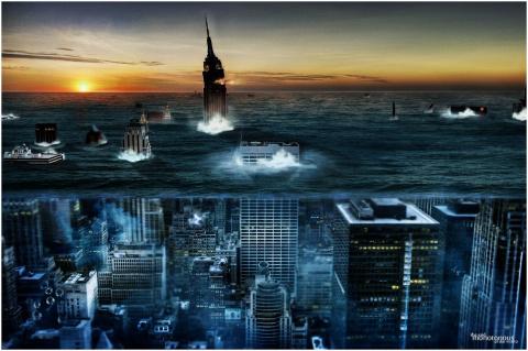 Япония уйдет под воду. Скоро…