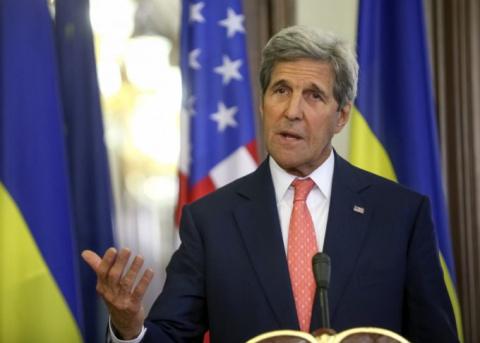 Госсекретарь США в Киеве: Ру…