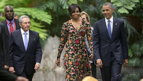 Вот тебе и новый день. Кастро вынудил Обаму извиниться