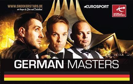 German Masters 2018. Результ…