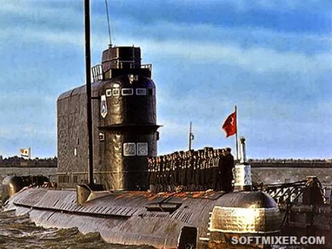 """Проект """"Азориан"""": Тайна гибели подлодки K-129"""