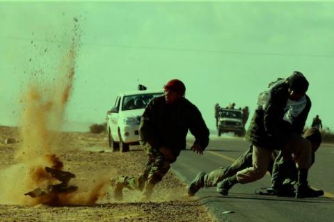 Боевики ИГИЛ применили проти…