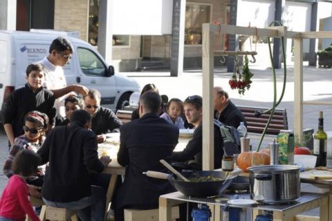 Мобильное гостеприимство приглашает общаться