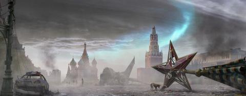 Когда рухнет последняя башня Кремля… Юлия Витязева