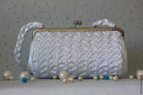 Роскошная сумочка невесты св…