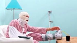Умные повязки сообщают врачу…