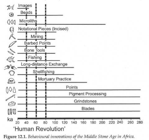Что вызвало стремительное развитие человеческого интеллекта?