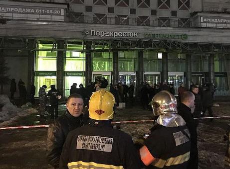 Ветеран Службы внешней разведки прокомментировал взрыв в магазине Петербурга