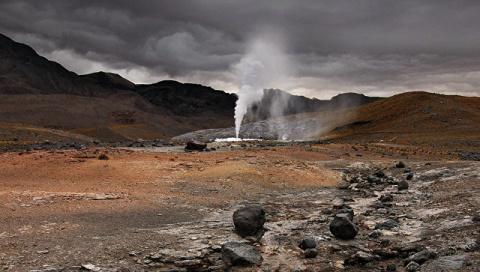 Учёные рассказали как появились первые запасы кислорода на Земле