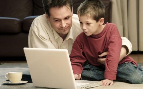 Одинокий отец: как успевать …
