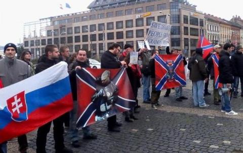 Словакия требует освобождения – НАТО надо помочь развалиться