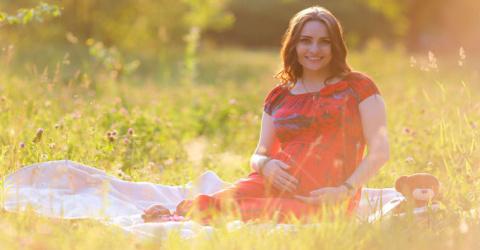 Отдых при беременности: что …