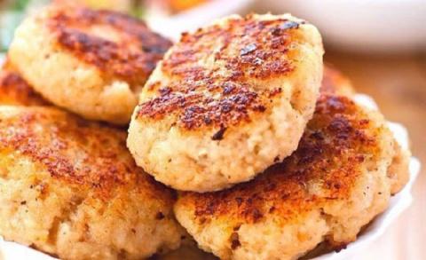Куриные котлеты для диеты - и вкусно и полезно!
