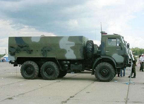 Подразделения РХБЗ Приамурского объединения ВВО получили машины аэрозольного противодействия