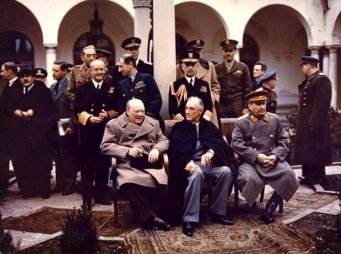 Третья мировая война Черчилля: британский план нападения СССР
