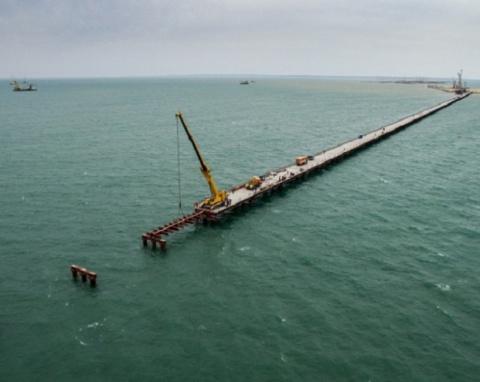 Керченский мост лег на бюдже…