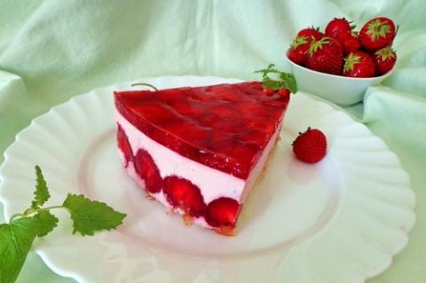 Творожно-сливочный торт со с…