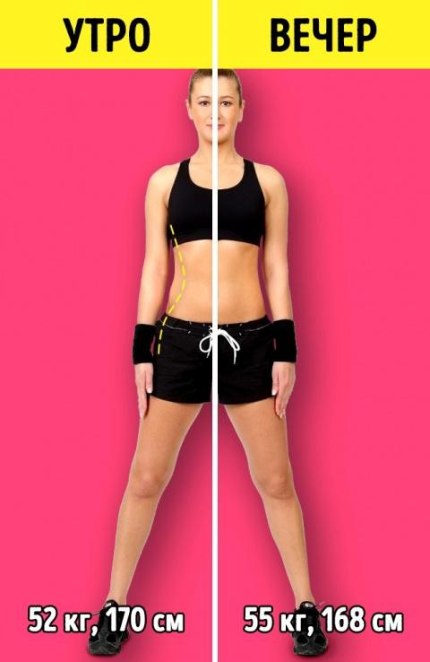 10 поразительных вещей, которые ежедневно вытворяет наше тело