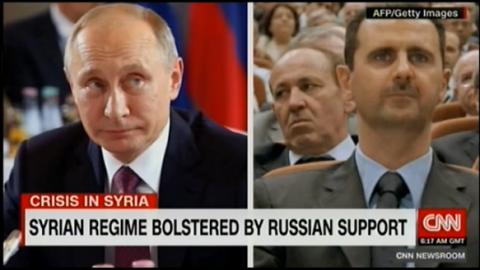 Россия наращивает своё влияние в Сирии не только на поле боя, передаёт CNN