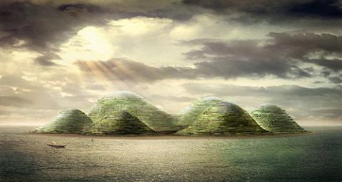 В Турции появится экологичный город-остров
