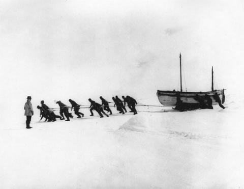 Экспедиция к Южному полюсу: …