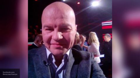 Правда журналистки Орловской на ТВ вывела Ковтуна из себя: плюну ей в лицо