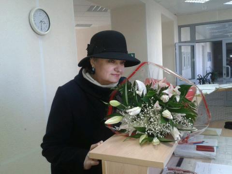 Лариса Андирякова (Сиротна)