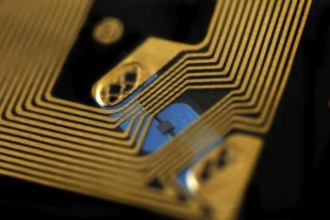 Создан RFID-чип, который сде…