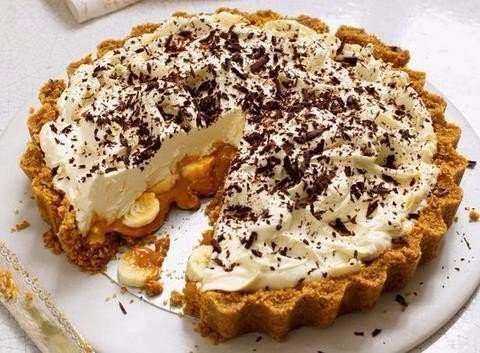 """""""Banoffee pie"""" - настоящее б…"""