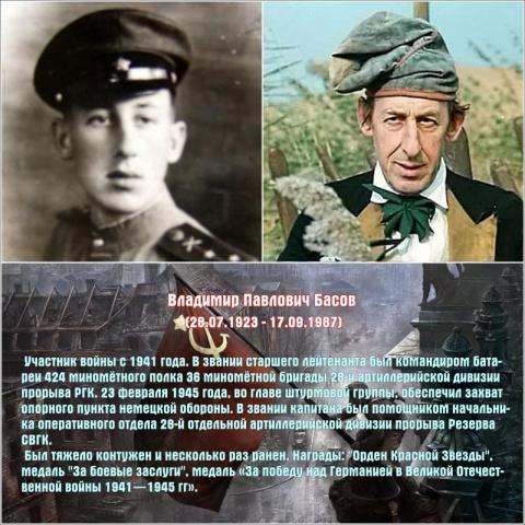 Они сражались за Родину; советские актёры-фронтовики (27 фото)
