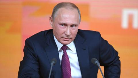 Das Erste: Путин уверен, что…