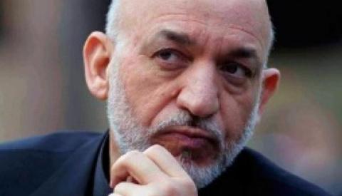 Хамид Карзай обвинил США в р…
