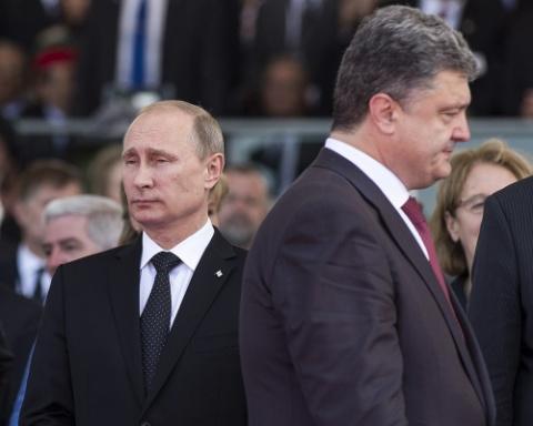 Путин иПорошенко обсудили ситуацию наюго-востоке Украины ивопрос Савченко